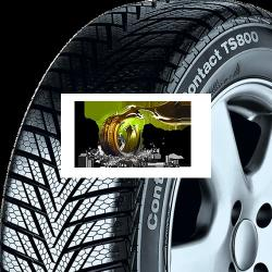 Continental ContiWinterContact TS800 185/60 R15 88T