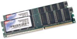 Patriot 2GB (2x1GB) DDR 400MHz PSD2G400K