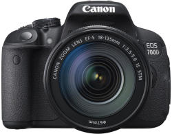 Canon EOS 700D + 18-135mm IS STM (8596B039AA)