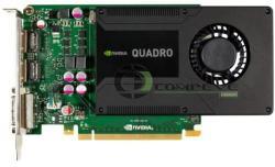 HP Quadro K2000 2GB GDDR5 128bit PCIe (C2J93AA)