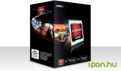 AMD A8 X4 6600K 3.9GHz FM2