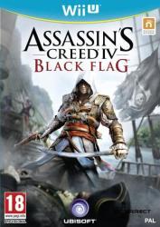 Ubisoft Assassin's Creed IV Black Flag (Wii U)