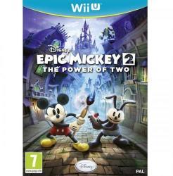 Disney Epic Mickey 2 The Power of Two (Wii U)