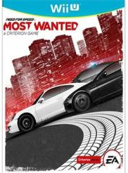 Electronic Arts Need for Speed Most Wanted (Wii U)