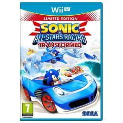 SEGA Sonic All-Stars Racing Transformed [Limited Edition] (Wii U)