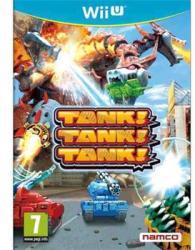 Namco Bandai Tank Tank Tank (Wii U)