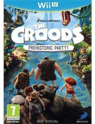 D3 Publisher The Croods Prehistoric Party (Wii U)