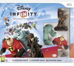 Disney Infinity Starter Pack (Wii)