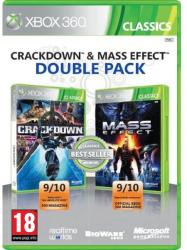 Microsoft Double Pack: Crackdown + Mass Effect [Classics] (Xbox 360)