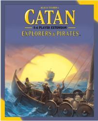 Piatnik Catan telepesei - Felfedezők és kalózok kiegészítő