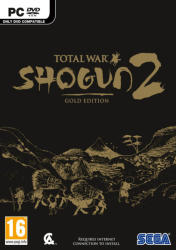 SEGA Shogun 2 Total War [Gold Edition] (PC)