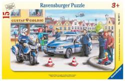 Ravensburger Rendőrök 15 db-os