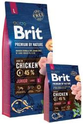Brit Premium Large Junior 15kg