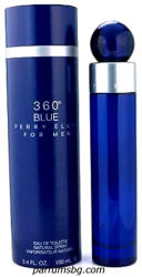 Perry Ellis 360° Blue for Men EDT 100ml Tester