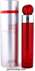 Perry Ellis 360° Red for Men EDT 100ml Tester