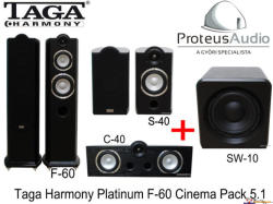 TAGA Harmony Platinum F-60 5.1