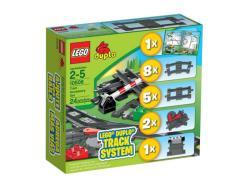 LEGO Дупло - Комплект аксесоари за влак 10506