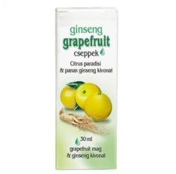 Dr. Chen Ginseng grapefruit cseppek 30ml