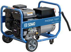 SDMO Phoenix 7000T