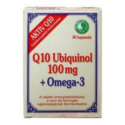 Dr. Chen Q10 ubiquinol + Omega-3 kapszula - 30db