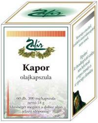 Zafír Kapor olajkapszula 60db