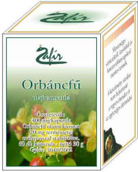 Zafír Orbáncfű olaj kapszula 60db