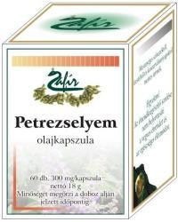 Zafír Petrezselyem olajkapszula 60db