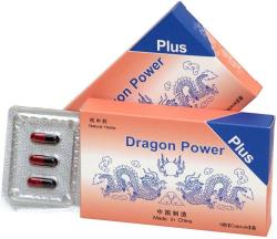 Dragon Power Plus kapszula 6db