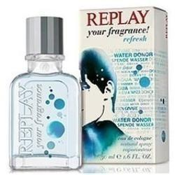 Replay Your Fragrance! Refresh for Him EDT 30ml