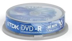 TDK DVD-R 4.7GB 16x - Henger 10db