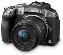 Panasonic Lumix DMC-G6K + 14-42mm