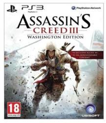 Ubisoft Assassin's Creed III [Washington Edition] (PS3)