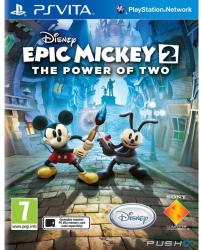Disney Epic Mickey 2 The Power of Two (PS Vita)