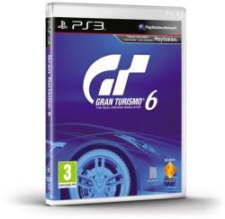 Sony Gran Turismo 6 (PS3)