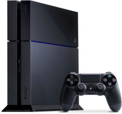 Sony PlayStation 4 Jet Black 500GB (PS4 500GB)