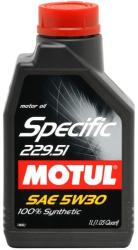 Motul SPECIFIC 229.51 5W-30 1L