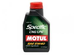 Motul SPECIFIC CNG/LPG 5W-40 1L