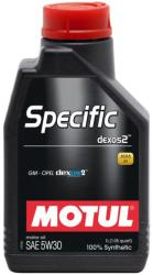 Motul Specific dexos2 5W30 1L