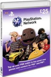 Sony Playstation Network Card 25 Lire