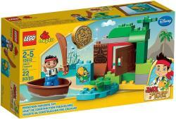LEGO Duplo - Jake kincsvadászata (10512)
