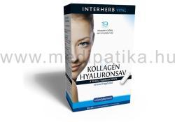 Interherb Kollagén & Hyaluronsav Classic kapszula - 30 db