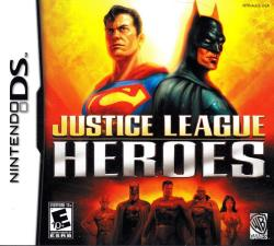 Warner Bros. Interactive Justice League Heroes (Nintendo DS)
