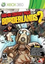 2K Games Borderlands 2 Add-On Content Pack (Xbox 360)