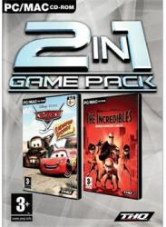 THQ Cars Radiator Springs Adventures + Incredibles (PC)