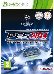 Konami PES 2014 Pro Evolution Soccer (Xbox 360)
