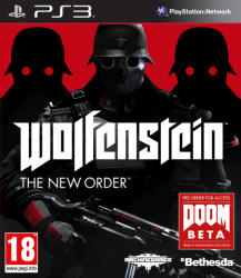 Bethesda Wolfenstein The New Order (PS3)