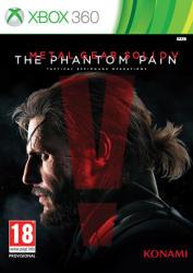 Konami Metal Gear Solid V The Phantom Pain (Xbox 360)