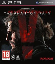 Konami Metal Gear Solid V The Phantom Pain (PS3)