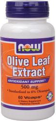 NOW Olívalevél kivonat kapszula 60db