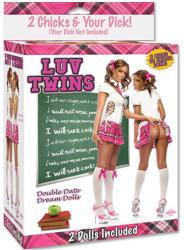 "pipedream Кукли ""luv twins"" Близначки 2 бр"